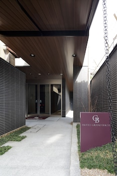 HOTEL GRAND BACH SELECT KYOTO Property Entrance