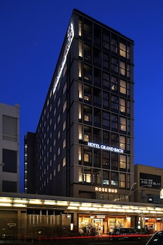 HOTEL GRAND BACH SELECT KYOTO Front of Property - Evening/Night