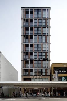 HOTEL GRAND BACH SELECT KYOTO Front of Property