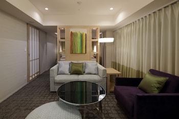 HOTEL GRAND BACH SELECT KYOTO Living Area