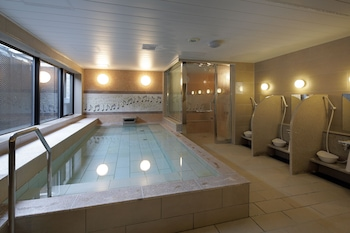 HOTEL GRAND BACH SELECT KYOTO Indoor Spa Tub
