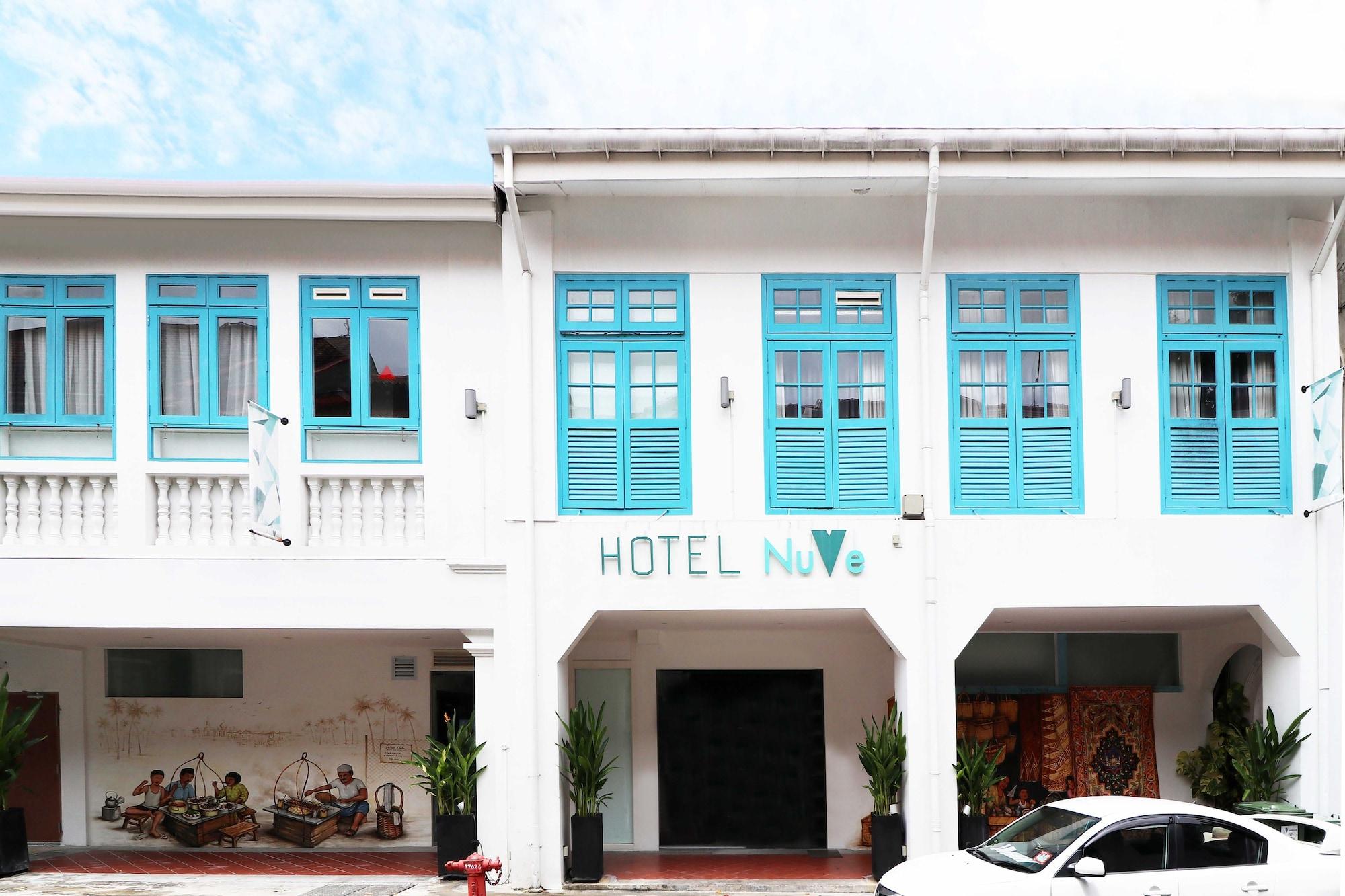 Hotel NuVe, Rochor