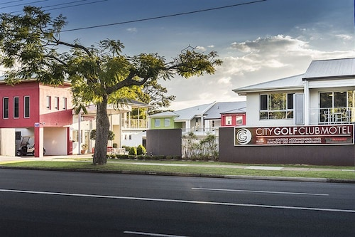 City Golf Club Motel, Toowoomba - Central