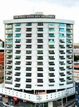 聖地亞哥套房酒店 - 瓦拉達里斯州長市 San Diego Suites Governador Valadares