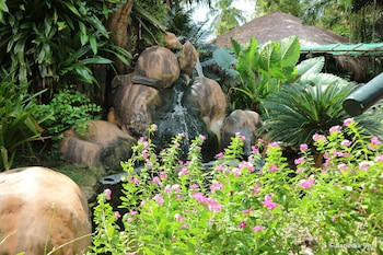 Dos Palmas Island Resort & Spa Palawan Garden