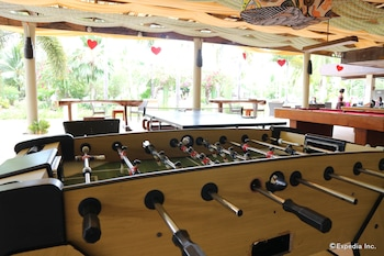 Dos Palmas Island Resort & Spa Palawan Billiards