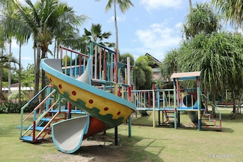 Dos Palmas Island Resort & Spa Palawan Childrens Play Area - Outdoor