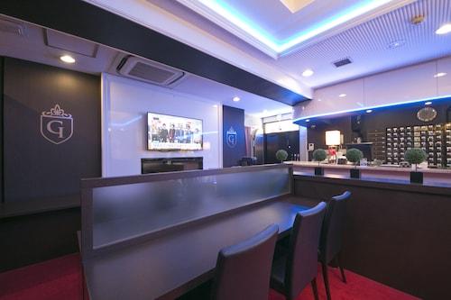 Spa & Capsule Hotel GrandPark-Inn Sugamo - Caters to Men, Toshima