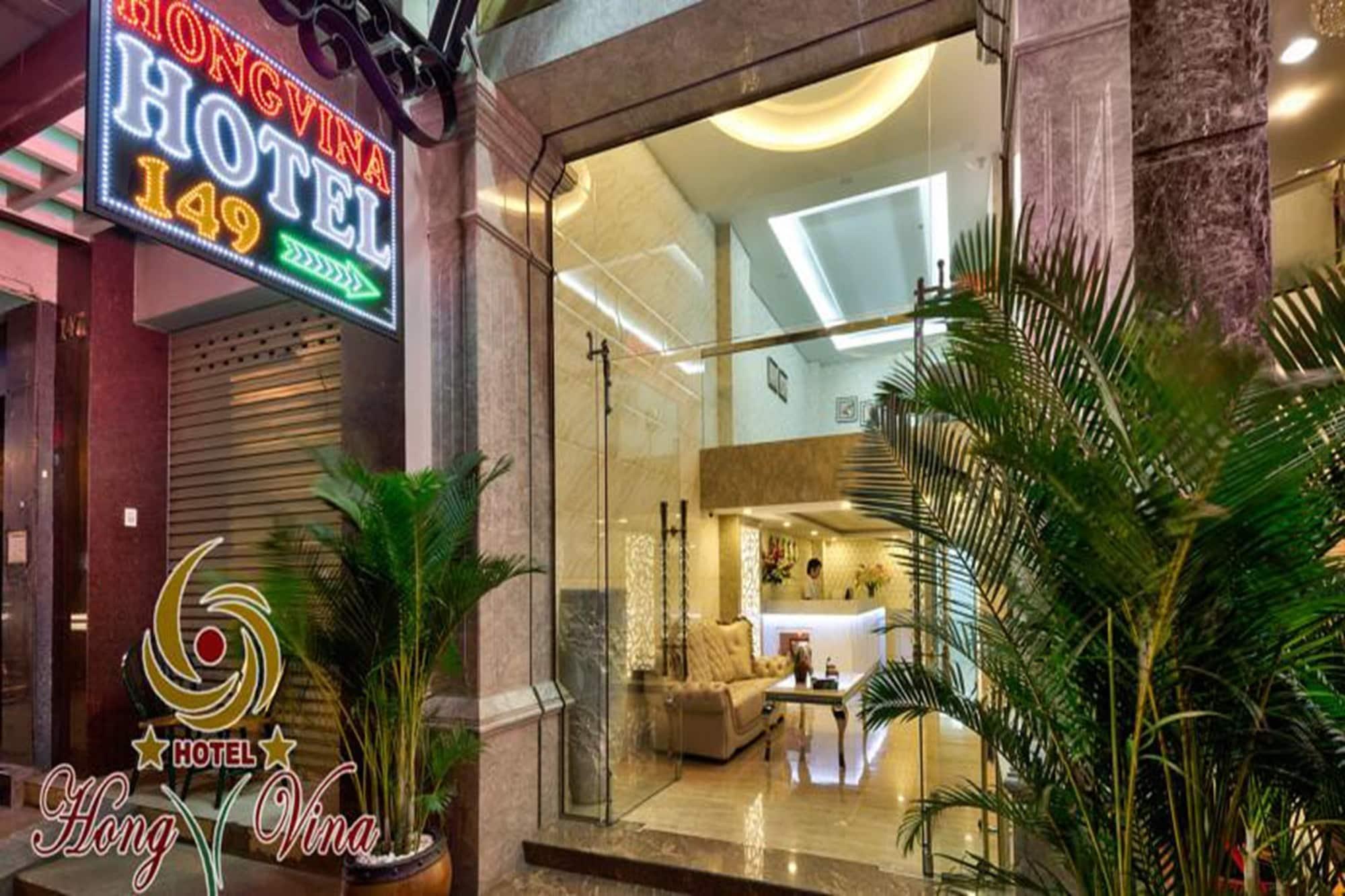 Hong Vina Hotel, Quận 1