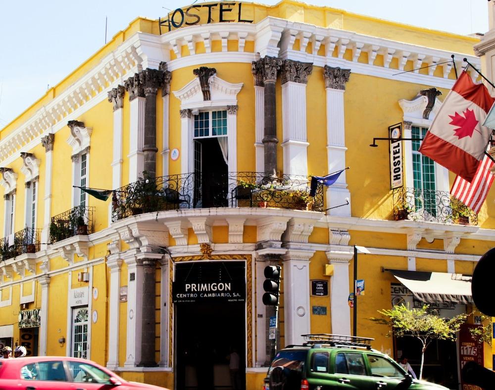 Hotel Hostel Hospedarte Centro