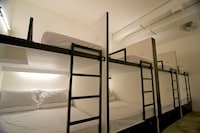Double Bed in 12-Bed Mixed Dorm