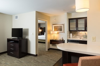 Suite, 1 Bedroom, Accessible (1 King Bed, Mobil Tub)