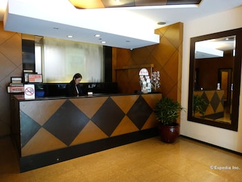 Paragon Tower Hotel Manila Reception