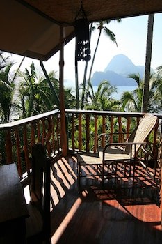 La Salangane Caalan Beach Villa - Balcony  - #0