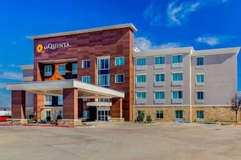 沃斯堡北湖溫德姆拉昆塔套房飯店 La Quinta Inn & Suites by Wyndham Northlake Fort Worth