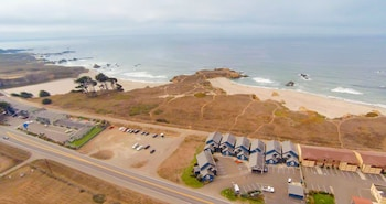 Surf & Sand Lodge - Aerial View  - #0