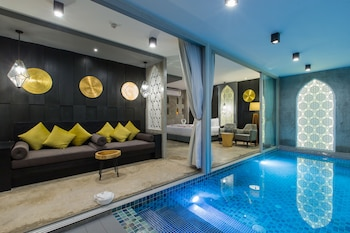 Exclusive Double Studio with Private Pool