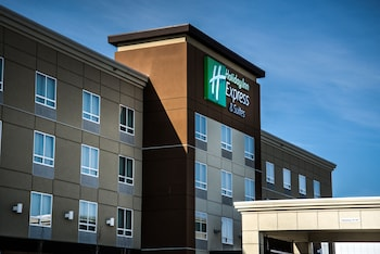 Hotel - Holiday Inn Express & Suites Spruce Grove - Stony Plain