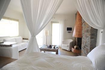 Luxury Suite, Terrace, Sea View