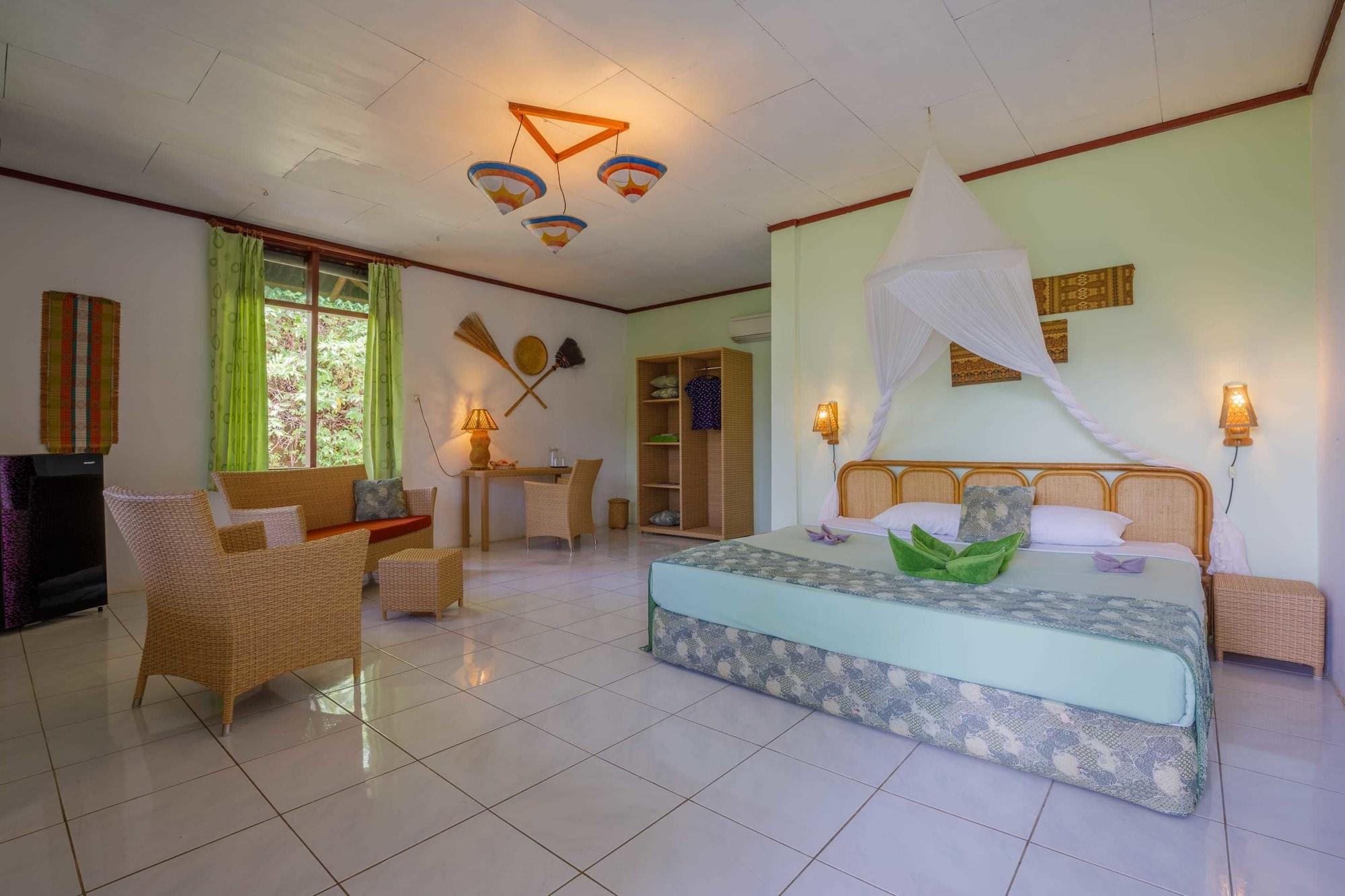 Thalassa 5* PADI Dive Resort, Manado