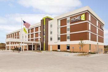 內布拉斯加奧馬哈西希爾頓惠庭飯店 Home2 Suites by Hilton Omaha West, NE
