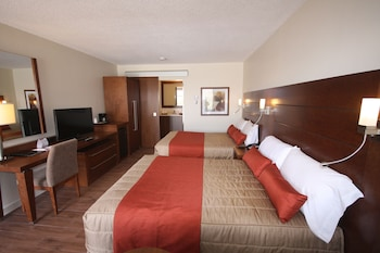 Superior Room, 2 Double Beds