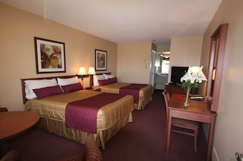 Classic Room, 2 Double Beds