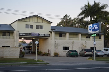 卡布爾徹勝地貝斯特韋斯特汽車旅館 Best Western Caboolture Gateway Motel