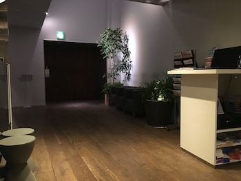 SHIBUYA GRANBELL HOTEL Interior Entrance