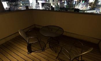 SHIBUYA GRANBELL HOTEL Balcony