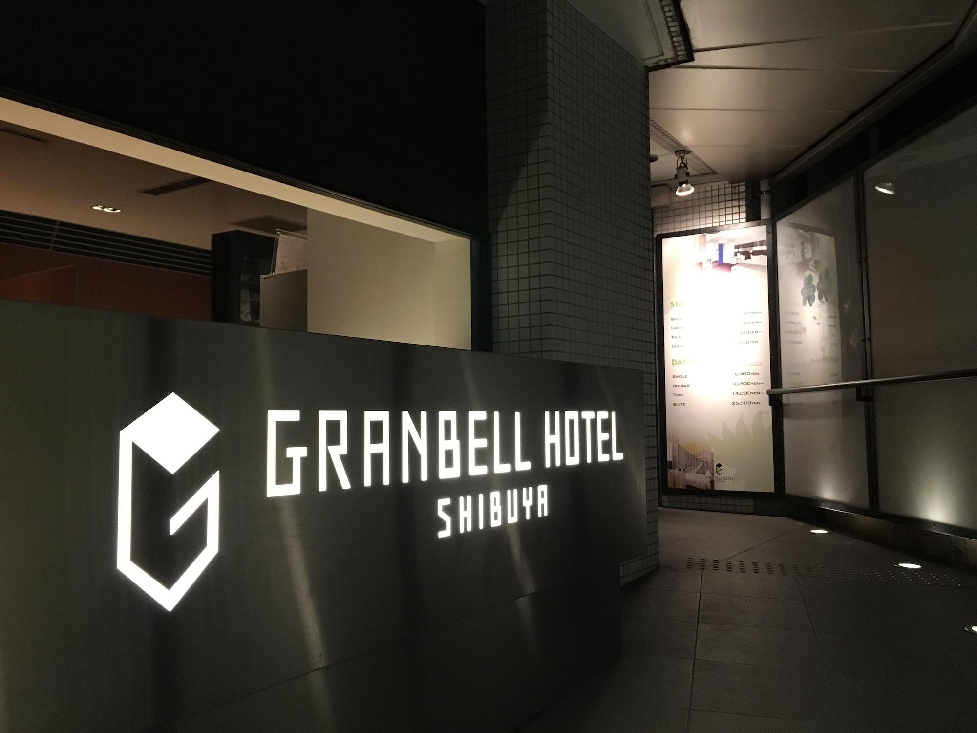 Shibuya Granbell hotel, Shibuya
