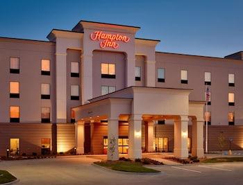 奧馬哈西道奇路歡朋飯店 Hampton Inn Omaha/West Dodge Road