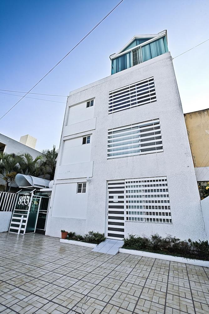 Hotel Vagabundo Glorieta Colon