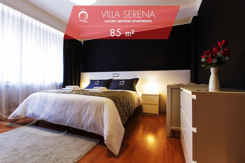 Hotel The Queen Luxury Apartments - Villa Serena