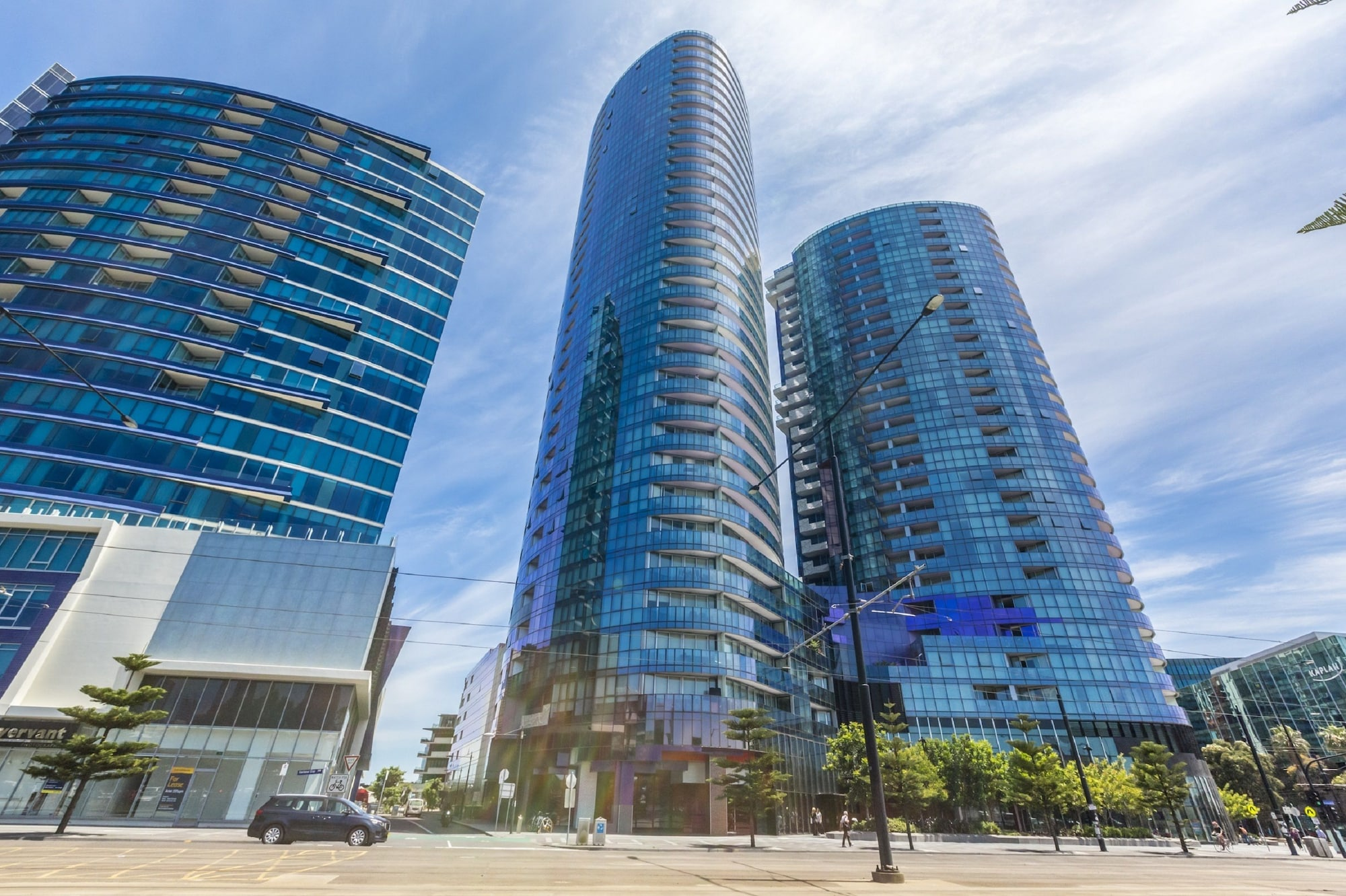 Apartments Melbourne Domain - New Quay Docklands, Melbourne