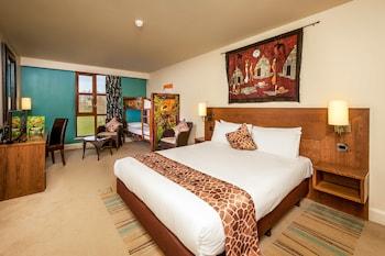 Double Room, View (Safari Hotel)