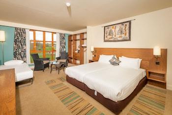Twin Room, Accessible (Safari Hotel)