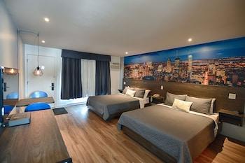 Economy Double Room, 2 Queen Beds