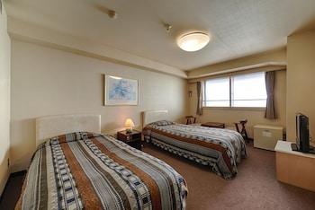 ツインルーム|湯の川温泉 湯の浜ホテル