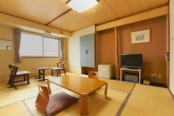 ■本館■海側和室10畳|湯の川温泉 湯の浜ホテル
