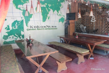 Kokosnuss Garden Resort Coron Restaurant