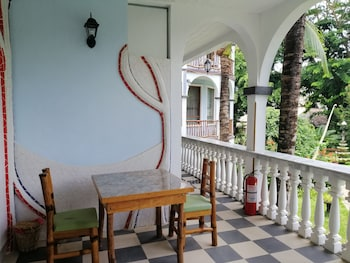 Kokosnuss Garden Resort Coron Terrace/Patio
