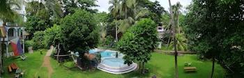 Kokosnuss Garden Resort Coron Front of Property