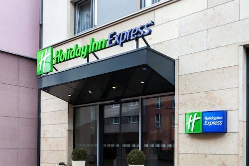 Holiday Inn Express Nuremberg City - Hauptbahnhof, Nürnberg