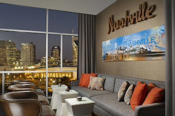 Hotel - Fairfield Inn & Suites Nashville Downtown/The Gulch