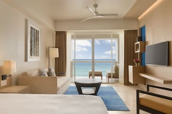 Ocean Front Junior Suite Double
