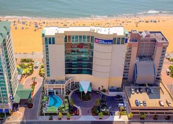 維珍利亞市區海灘希爾頓花園酒店 Hilton Garden Inn Virginia Beach Oceanfront