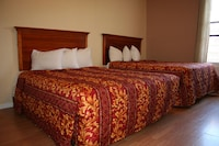 Standard Double Room, 2 Double Beds (Shared Bathroom)