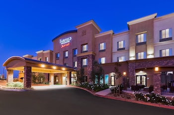 Hotel - Fairfield Inn & Suites Riverside Corona/Norco