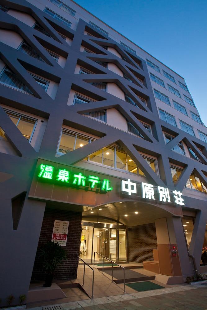 온센 호텔 나카하라 베소 -금연, 방진 설계(Onsen Hotel Nakahara Bessou-Non Smoking, Earthquake retrofit) Hotel Image 47 - Exterior